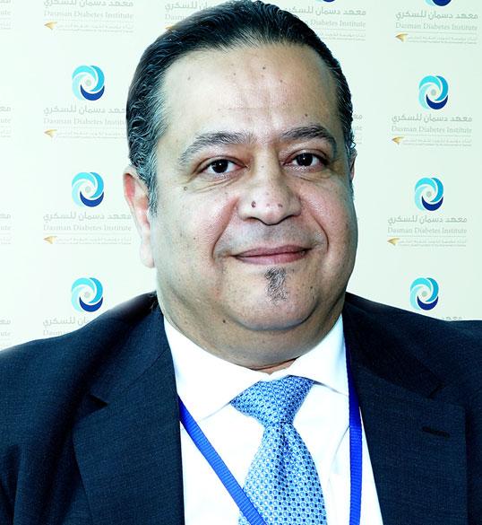 Prof Fahd Al-Mulla