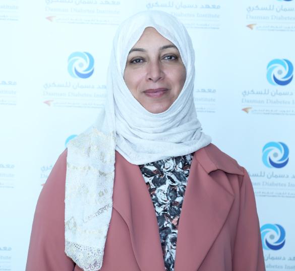 Dr. Khaledah Dashti