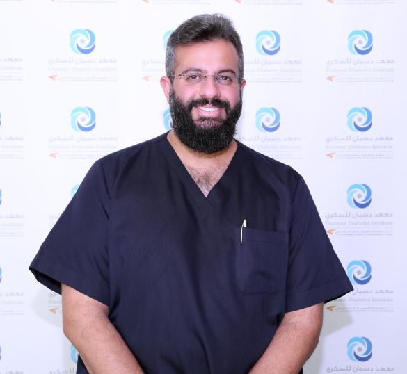 Dr. Mohammad AlQatam