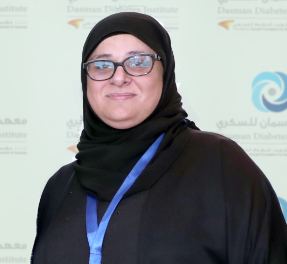 Dr Hessa Alkandari