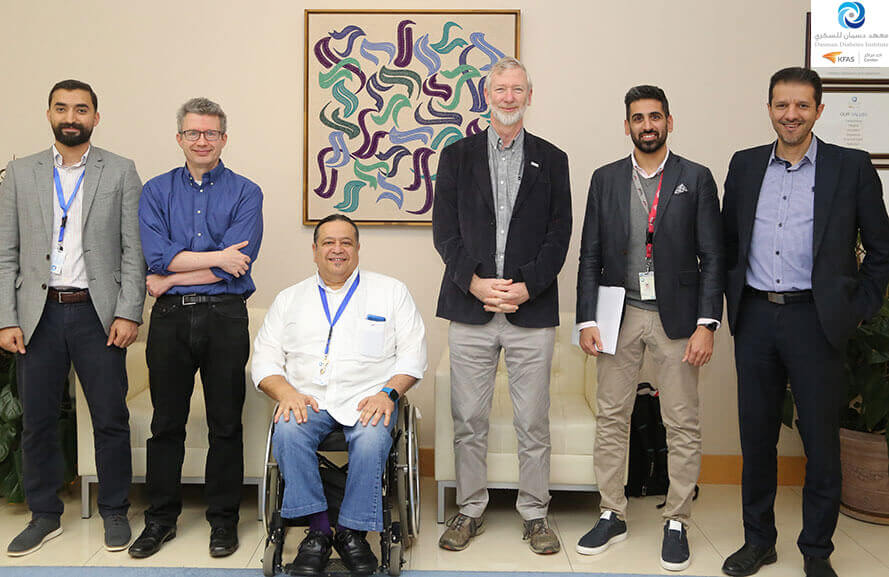 DDI Hosts Scientific Lectures