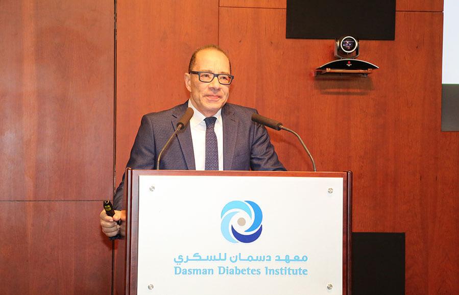 DDI hosts Scientific Lecture