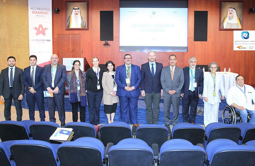 DDI starts Kuwait Obesity Academy