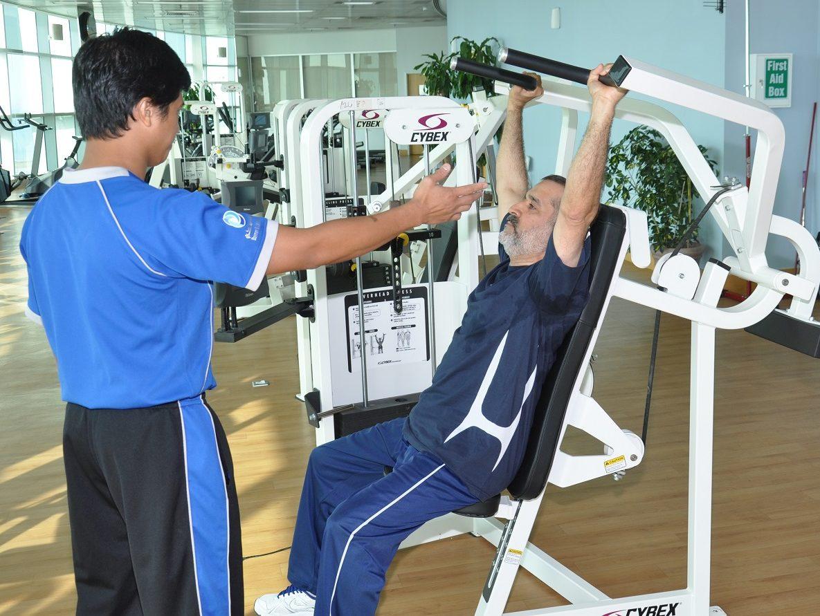 MFC | Medical Fitness Center