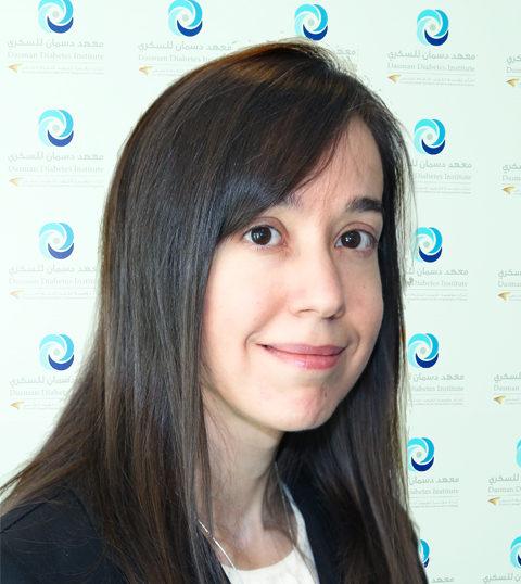 Meet the Scientist: Dr Amal Hasan