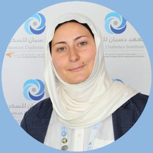 Meet the Scientist: MAHA HAMMAD